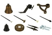 Bell pull parts