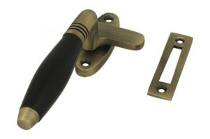 "Window fastener ""Ton model 400 serie"" antique brass right"