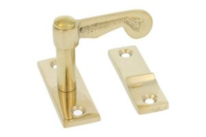 Lock for cabinet/window/door polished brass