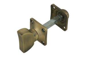 """Turn and release spindle """"Ton model 400 serie"""" antique brass"""