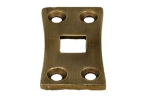 Rectangular rosette for Bell pull set TB-12 om