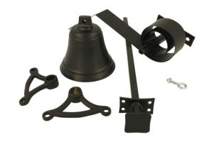 Bell pull set brass powder coated (1932)