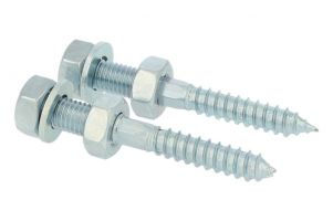 Mounting set for bell-crank M10×80 set of 2 pcs