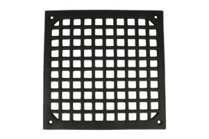 Cast iron air vent cover 195x195mm