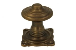 Door knob antique brass (1895)