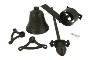 Bell pull set brass powder coated (1905)
